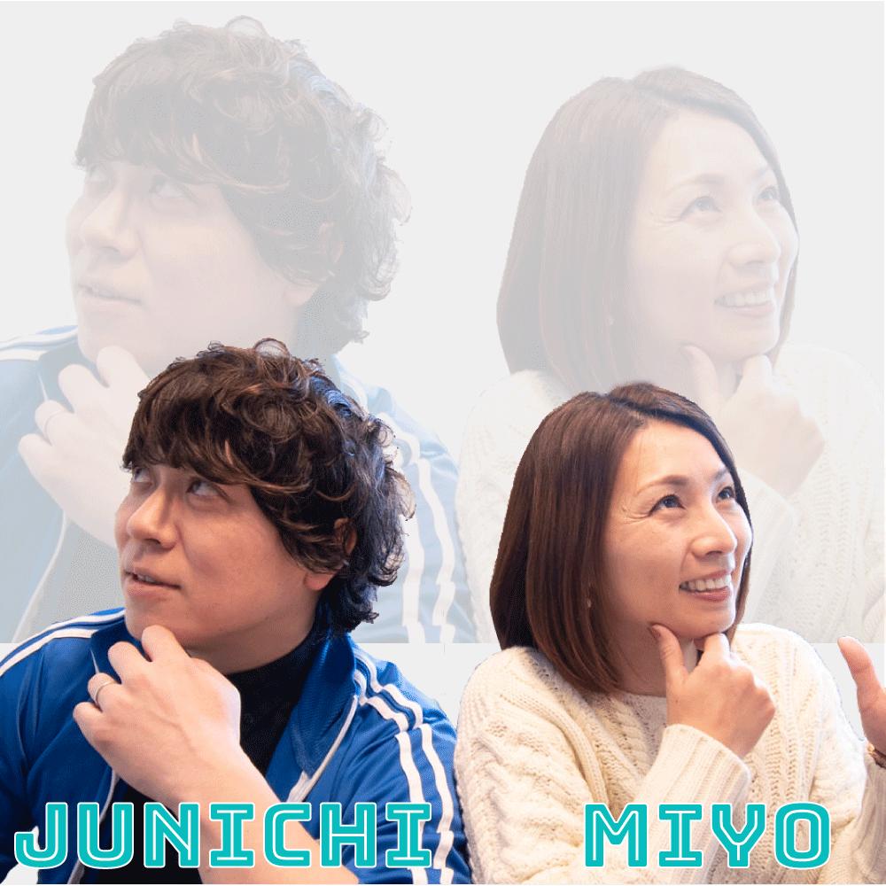 ジュンイチ&ミヨのデジマファクトリー